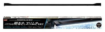 新発売記念大特価!【GEX】クリアLED POWER SLIM 600 ブラック白色1色20本限定