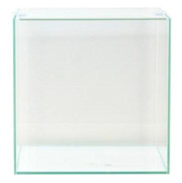 【JUN】熱帯魚 飼育用品 水槽セットクリアオガラスフレームレス水槽 クオリア 3030高級水槽