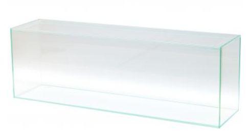 【JUN】熱帯魚 飼育用品 水槽セットクリアオガラスフレームレス水槽 クオリア 12040フランジ高級水槽