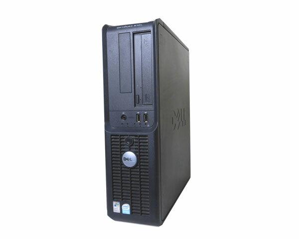 中古パソコン デスクトップ 本体のみ WindowsXP DELL OPTIPLEX 210L Pentium4-3.0GHz/1GB/40GB/CD-ROM