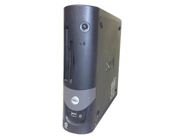 パソコン, デスクトップPC  WindowsXP DELL OPTIPLEX GX60 SFF Celeron-2.2GHz512MB40GBCD-RO M