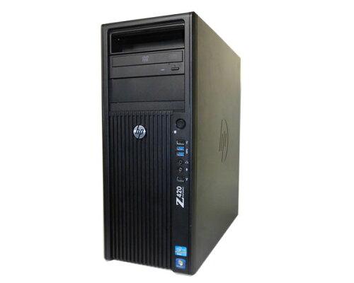 HP Workstation Z420 LJ449AV 水冷モデルXeon E5-1660 3.3GHz/8GB/1TB/Quadro2000
