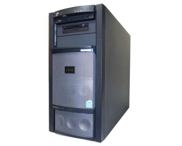 富士通 PRIMERGY TX150 S4 PGT15497S2【中古】Pentium4-3.0GHz/2GB/73GB×2:アクアライト