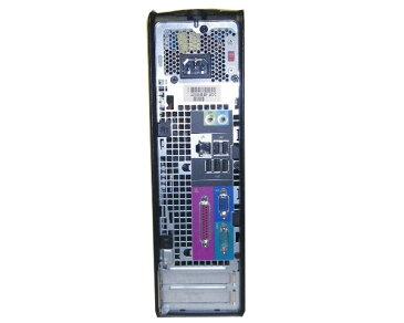 WinXP DELL OPTIPLEX 740 SFF 【中古】Athlon 64 X2 4000+ 2.1GHz/1GB/80GB/DVDコンボ