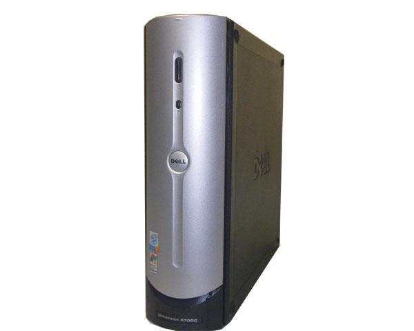WindowsXP DELL Dimension 4700C【中古】Pentium4-3.4GHz/1GB/80GB/DVDコンボ【中古パソコン/中古デスクトップPC】