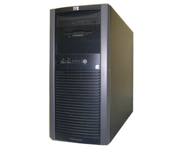HP ProLiant ML310 G3 409828-291【中古】Pentium4-3.4GHz/1GB/73GB×3