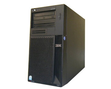 IBM eServer xSeries 206m 8485-PAP【中古】Pentium4-3.0GHz/1GB/160GB×2
