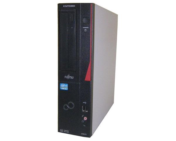 パソコン, デスクトップPC Windows7 ESPRIMO D582G (FMVD04002) Core i3-3240 3.4GHz4GB250GBDVD-ROMPC