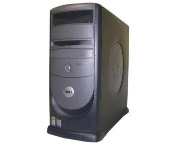 DELL Dimension 4500【中古】Pentium4-1.8GHz/384MB/80GB/CD-RW