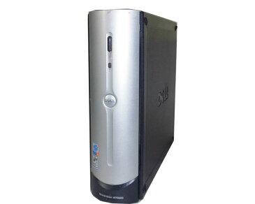 中古パソコン デスクトップ WindowsXP DELL Dimension 4700C Pentium4-3.0GHz/1GB/160GB/DVDコンボ