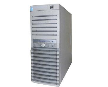 NEC Express5800/110Gd (N8100-1280Y) 【中古】Pentium4-3.4GHz/2GB/80GB×3/RAID