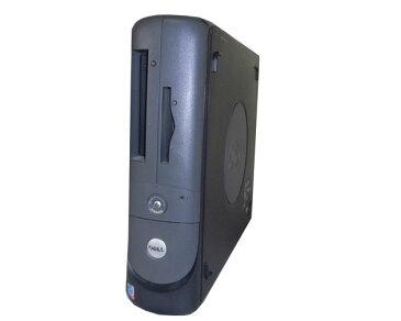 中古パソコン OSなし DELL Dimension 4300S Pentium4-1.6GHz/640MB/20GB/CD-RW