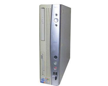 中古パソコン OSなし NEC MATE MA20V (PC-MA20VBZZTRVB) Pentium4-2.0GHz/640MB/30GB/CD-ROM