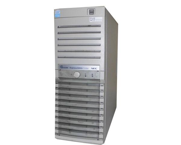 NEC Express5800/110Gd (N8100-1280Y) 【中古】Pentium4-3.4GHz/1GB/160GB×2