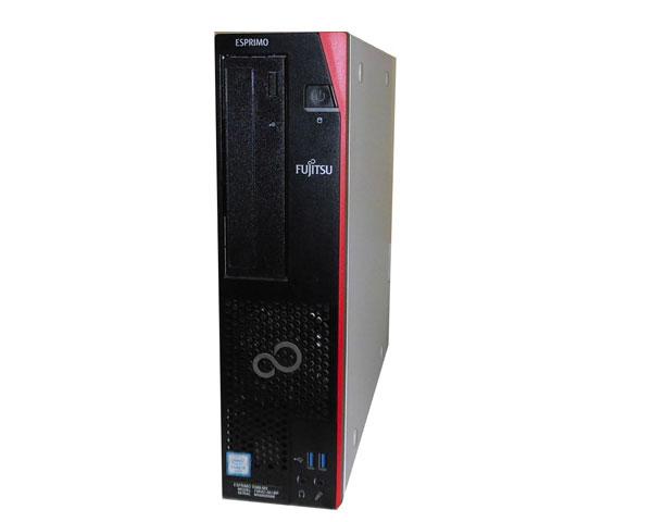 パソコン, デスクトップPC Windows10 Pro 64bit ESPRIMO D586MXFMVD1501BP6 Core i5-6500 3.2GHz 8GB 500GB DVD
