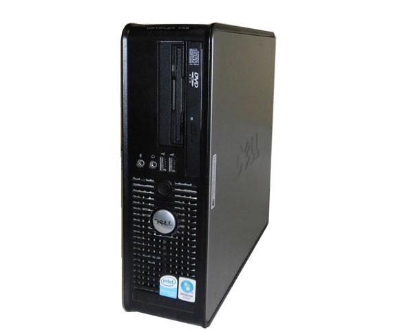 Vista DELL OPTIPLEX 745 SFF Pentium4-3.0GHz 1GB 80GB DVDコンボ 中古パソコン デスクトップ