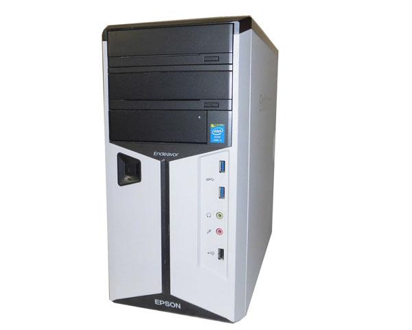 パソコン, デスクトップPC Windows10 Pro 64bit EPSON Endeavor MR7200E-L Core i5-4440 3.1GHz 4GB 500GB DVD-ROM