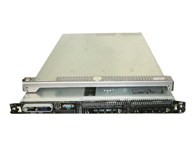 DELL PowerEdge 1950-3【中古】Xeon E5420 2.5GHz×2/4GB/HDDレス(別売り):アクアライト