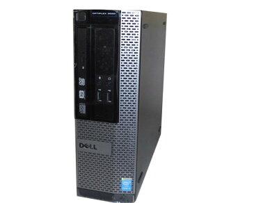 デル DELL OPTIPLEX 3020 SFF Windows10 Pro 64bit Core i5-4590 3.3GHz 4GB 500GB DVDマルチ 省スペース 中古パソコン デスクトップ 本体のみ Win10