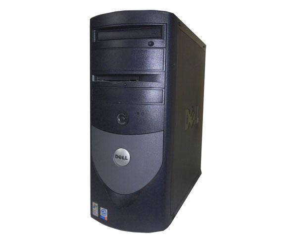 パソコン, デスクトップPC Windows2000 DELL OPTIPLEX GX260 MT Pentium4-2.53GHz 256MB 40GB CD-ROM