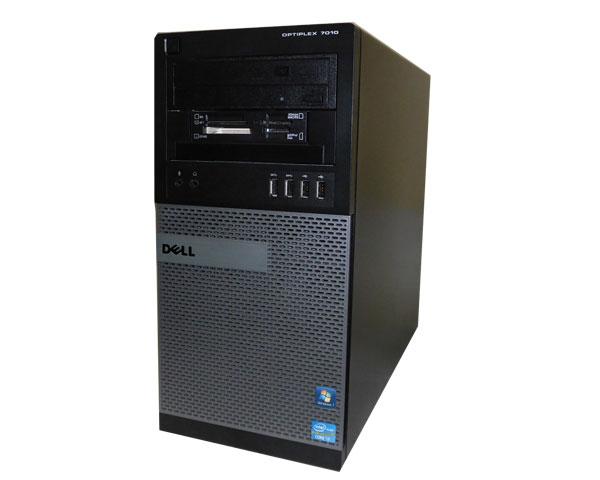 パソコン, デスクトップPC Windows7 Pro 64bit DELL OPTIPLEX 7010 MT Core i7-3770 3.4GHz 8GB 1TB Radeon HD 7470