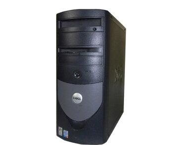 WindowsXP DELL OPTIPLEX GX260 MT Pentium4-2.53GHz 512MB 40GB CD-ROM デスクトップ 中古パソコン タワー型
