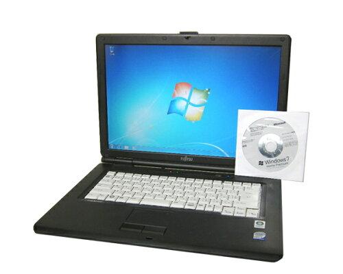 富士通(FUJITSU) FMV-A8260Core2Duo T8100 2.1GHz/2GB/80GB/マルチ【15.4型ワイド...
