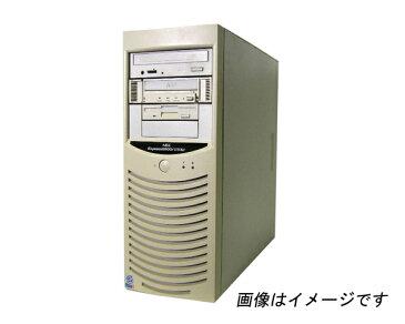 NEC Express5800/110Ga (N8100-933) 【中古】Pentium 4-2.66GHz/1GB/40GB