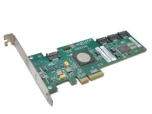HP 431103-001 (LSI SAS3041E-HP) 4-port SAS/SATA PCI-e RAID Controller