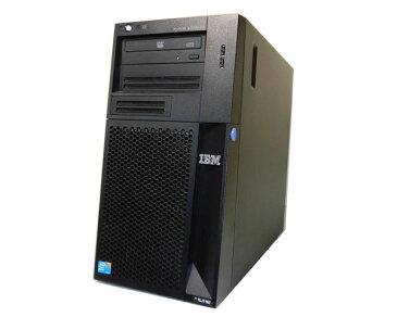 IBM System x3200 M3 7328-C2J 中古サーバーXeon X3430 2.4GHz/4GB/HDDなし