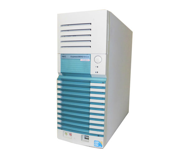 NEC Express5800/54cd (N8000-695D) Windows7 中古ワークステーション Core i5-670 3.46GHz/3GB/500GB/FX1800/Win7:アクアライト