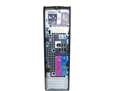 WinXP DELL OPTIPLEX 740 SFF 【中古】Athlon 64 X2 3800+ 2.0GHz/2GB/80GB/DVD-ROM