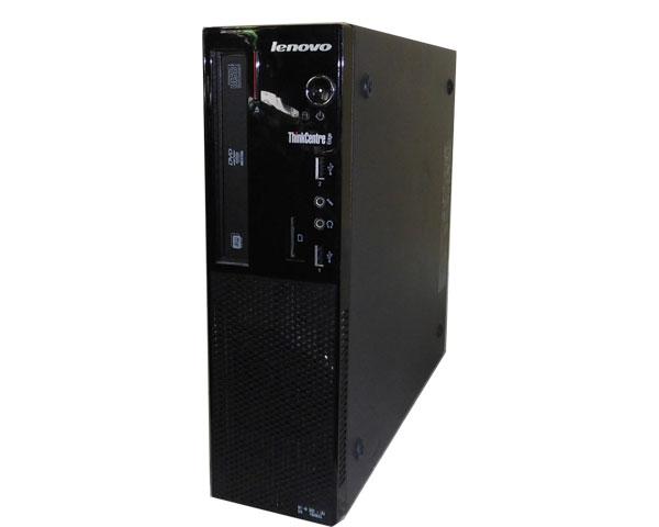 パソコン, デスクトップPC  OS Lenovo ThinkCentre Edge 72 Small 3493-ACJ Celeron G460 1.8GHz4GB250GBDVD-ROM