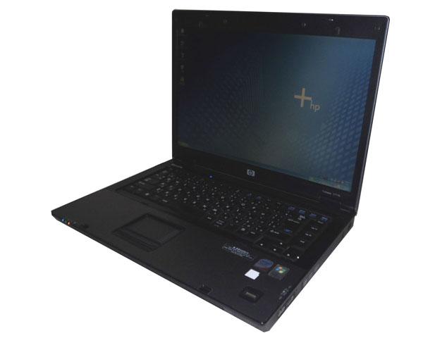 パソコン, ノートPC  WindowsXP HP 6710b (RJ459AV) Core2Duo T7250 2.0GHz2GB80GBDVDLAN15.4