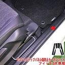 フィットGR フロントステップパネル傷防止カーボンシート
