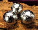 メテオライト ギベオン 隕石 丸玉 直径約14mm 穴なし ナミビア産  送...