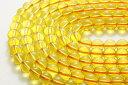 パワーストーン 黄水晶 (シトリンクォーツ) 10mm玉 一連
