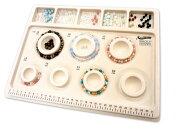 ブレスレット デザイナー オペロンゴムセット オペロンゴム ビーズデザインボード ストーン