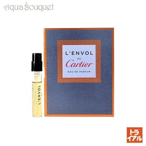 美容・コスメ・香水, 香水・フレグランス  1.5ml CARTIER LENVOL DE CARTIER EDP 8654 ()