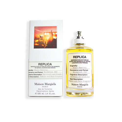 美容・コスメ・香水, 香水・フレグランス  100ml MAISON MARTIN MARGIELA REPLICA MUSIC FESTIVAL EDT