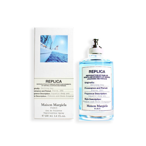 美容・コスメ・香水, 香水・フレグランス  100ml MAISON MARTIN MARGIELA REPLICA SAILING DAY EDT