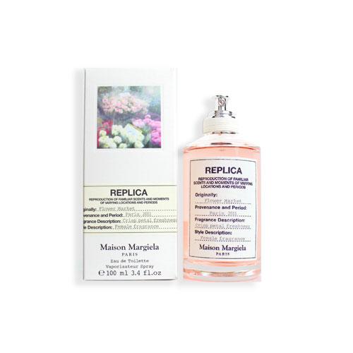 美容・コスメ・香水, 香水・フレグランス  100ml MAISON MARTIN MARGIELA REPLICA FLOWER MARKET EDT 1167