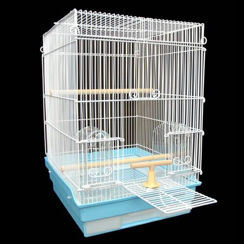 35手のり ピュアホワイト 底カラー:ブルー+おまけ付き♪(組立サイズ:370x415x545mm) 【送料無料】
