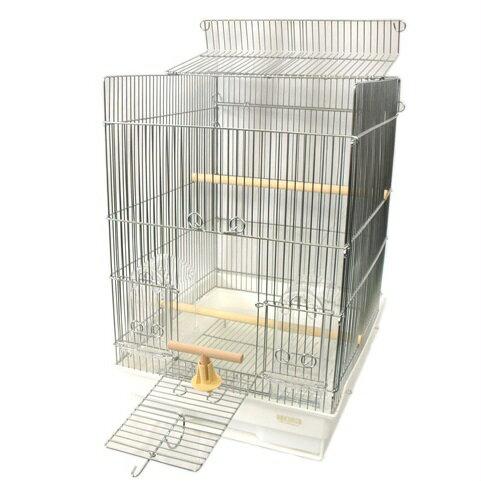 鳥かご HOEI 35手のりG 底カラー:ホワイト(サイズ:正面370×奥行415×高さ545mm)