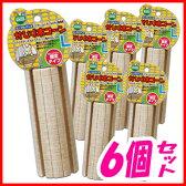 マルカン かじり木コーンL ×6個