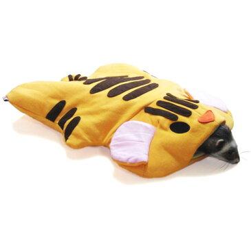 フェレット トラで寝ぶくろ