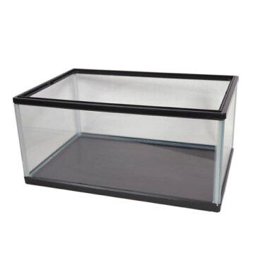 フラット40cmガラス水槽(サイズ:40x27x高さ18cm)