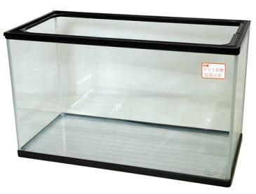 60cmガラス水槽 角型 スズキ(サイズ:60x30x36cm)