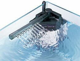 水作 スペースパワーフィットプラスS 水中フィルター