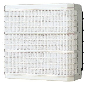 三菱電機業務用有圧換気扇電動シャッター付給気専用メッシュタイプEGG-50MFSTB